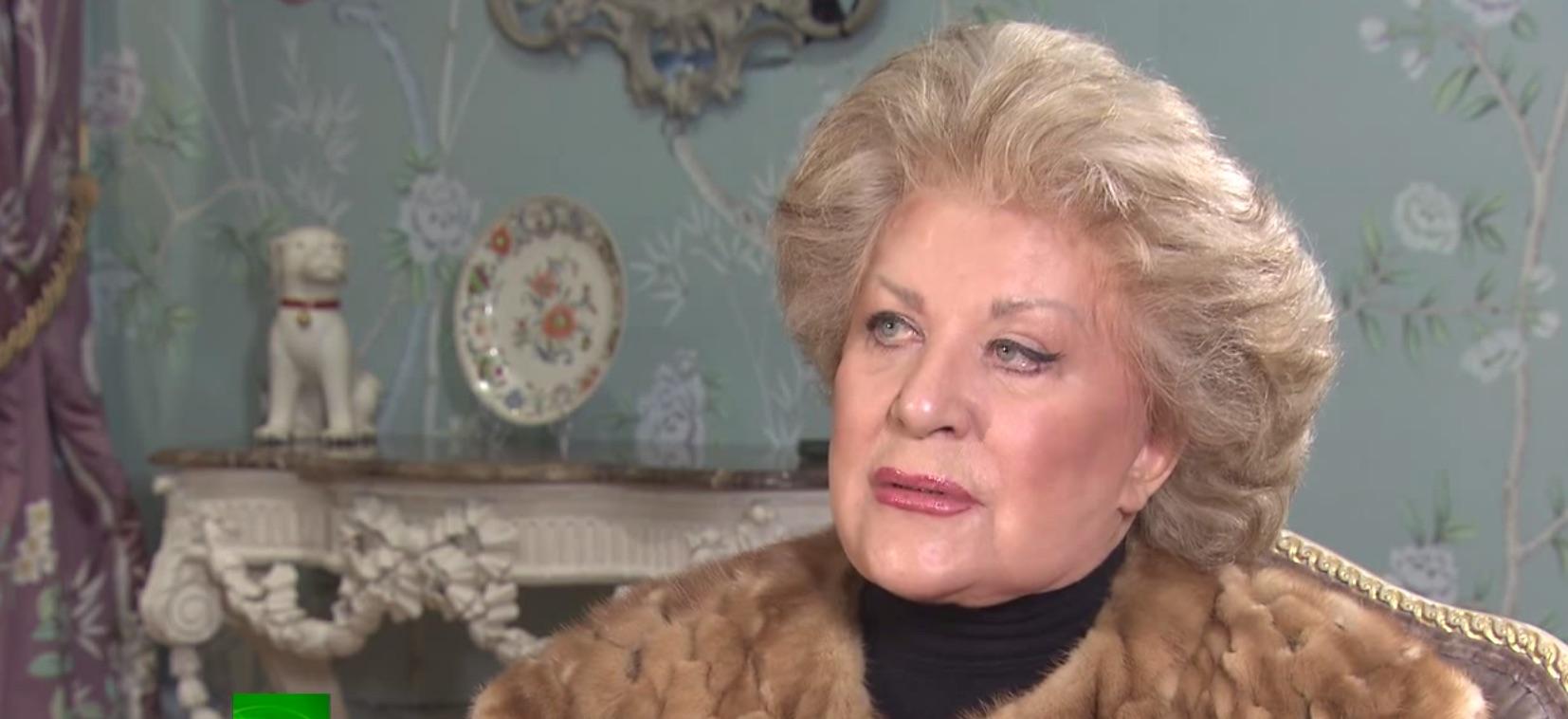 Entrevista con Elena Obraztsova