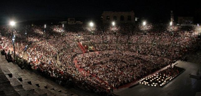 Programación de la 93ª edición del Festival de Ópera Arena di Verona