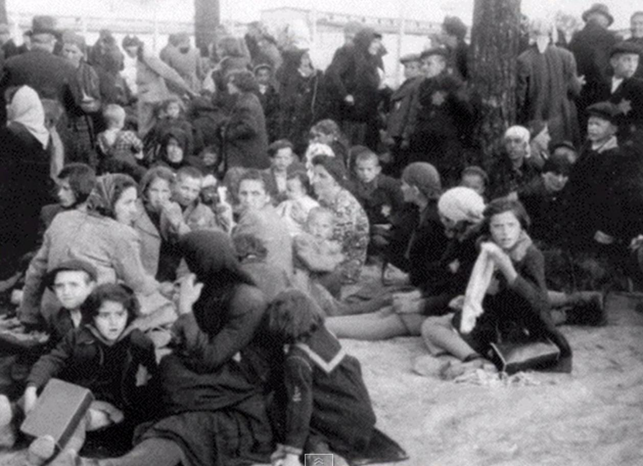 Recuerdo de Auschwitz a sus 70 años