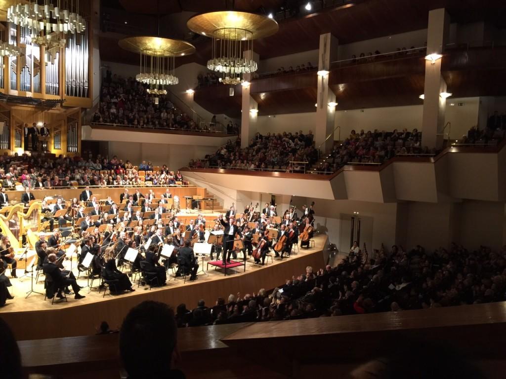 Jansons Concertgebouw Auditorio Nacional