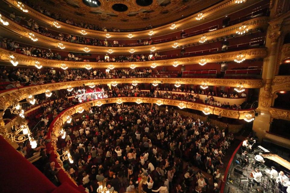 Presentada la temporada 2015/16 del Gran Teatre del Liceu