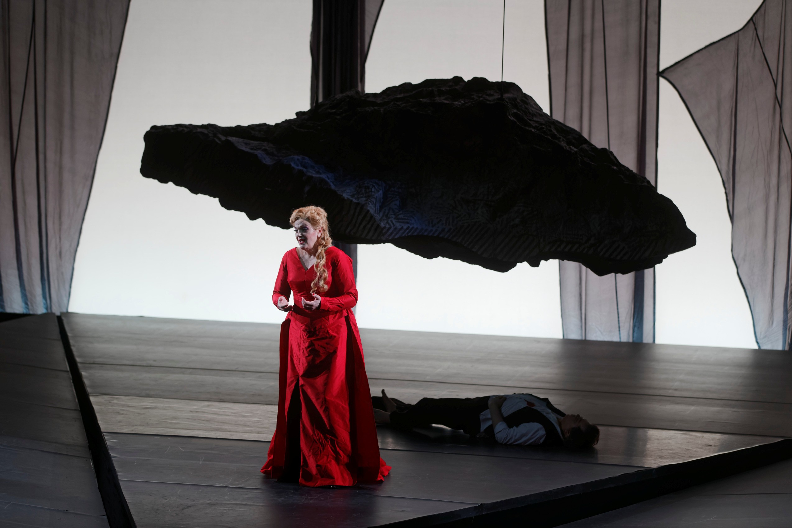 Toulouse: gran Tristan und Isolde