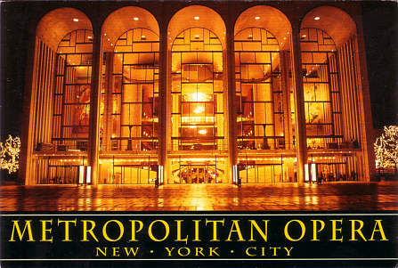 La Ópera del Metropolitan ofrecerá 'Nightly Met Opera Streams'