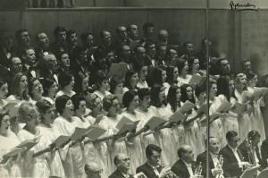 Teatro Real. Madrid, 1970