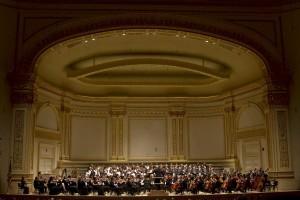 Carnegie Hall de Nueva York  2010