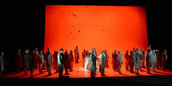 La ópera en todo el mundo en el mes de febrero