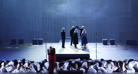 Petrenko al Olimpo como director wagneriano