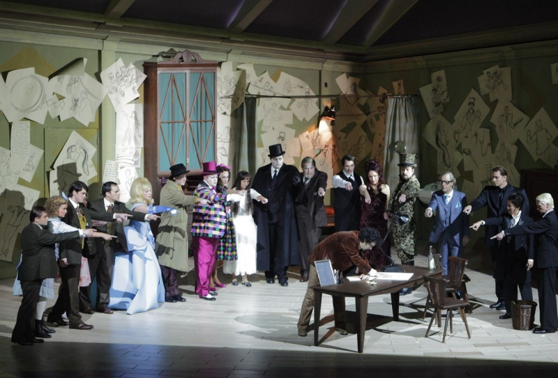 Revolución en Salzburgo: ópera y cine unificados