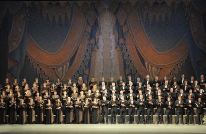 Berlioz en el Mariinsky: una obra coral bien servida