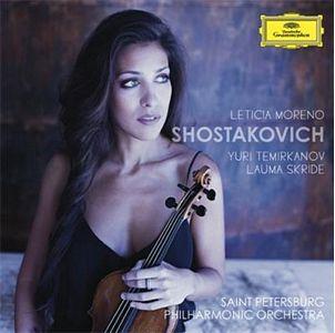 Shostakovich por Leticia Moreno. DG