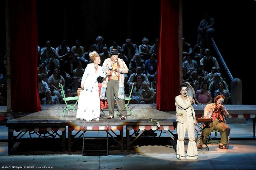 Antonio Pappano, Louise Alder y Gerald Finley en el primer concierto de la Royal Opera House