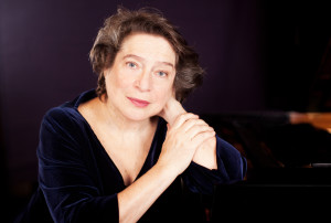 AUSTRIA/Elisabeth Leonskaja © Julia Wesely - don't use the picture without copyright - sign!
