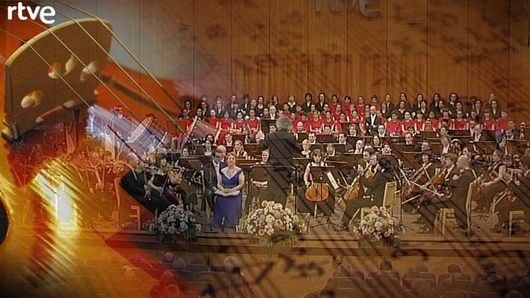 O. Sinfónica de RTVE: Abanico de sonoridades