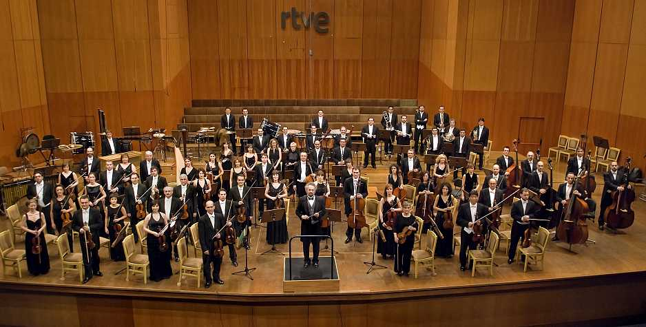Sinfónica de RTVE: 50 años nos contemplan