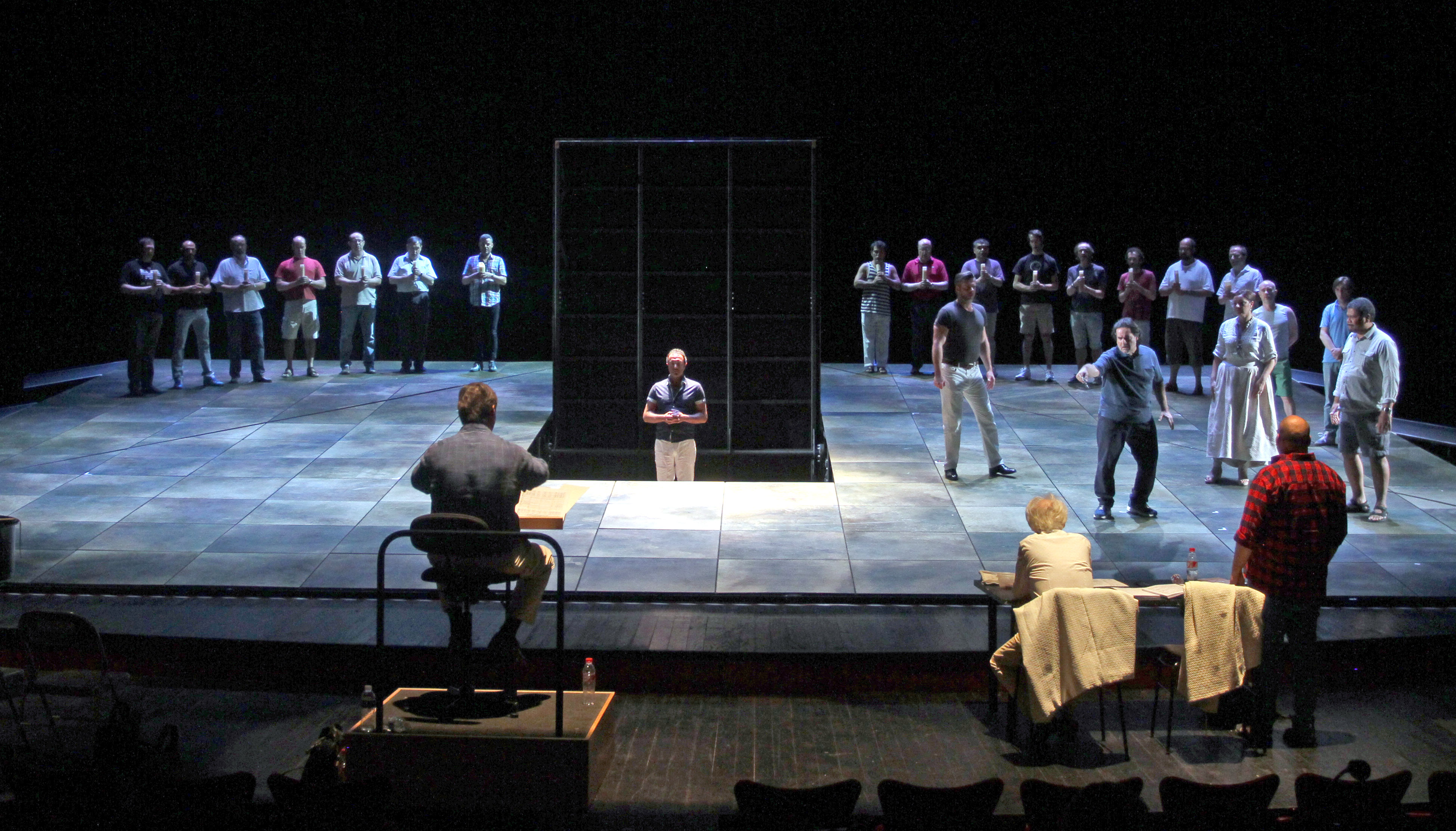 Los Teatros del Canal, faro cultural de la escena Madrileña