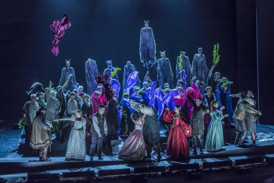 La Traviata en el Liceu: el público disfrutó, no lo comparto