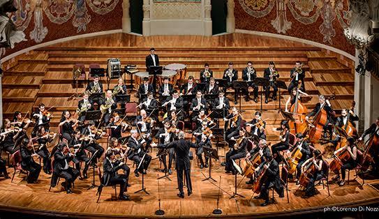 Zacharias con la Orquesta de Cadaqués en El Escorial