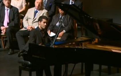 Juan Pérez Floristán, gran solista en ciernes