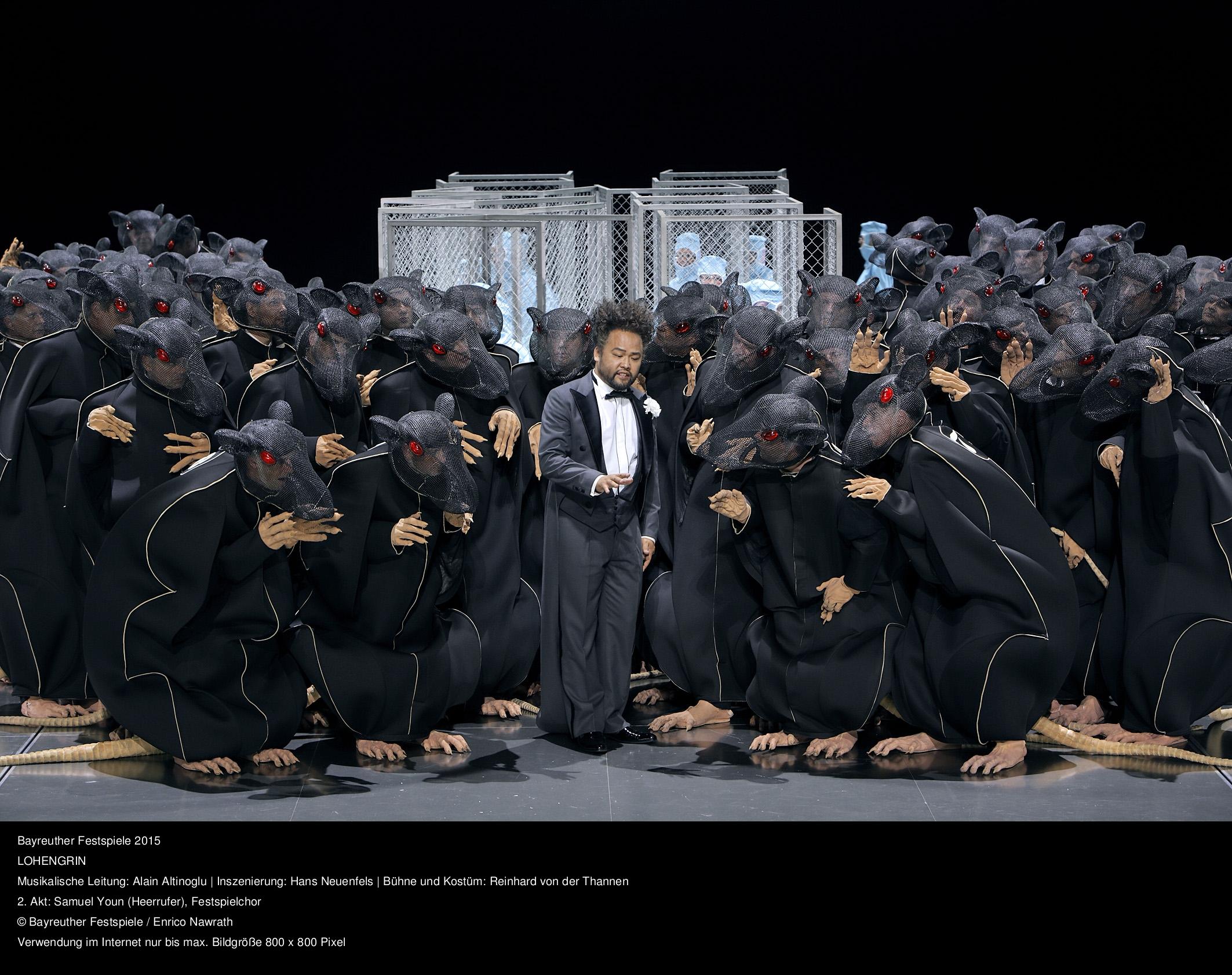 Bayreuth: Orquesta y maestro, lo mejor del Anillo