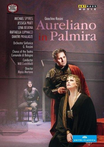 Aureliano Palmira dvd