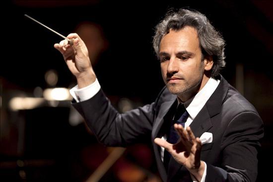 Pedro Halffter con la Sinfónica de Musikene