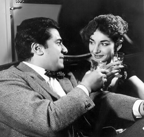 Los últimos años de María Callas