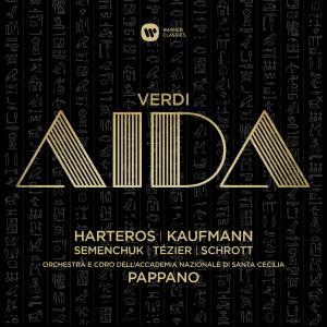 Reseña CD: Verdi, Aida. Harteros, Kaufmann. Warner
