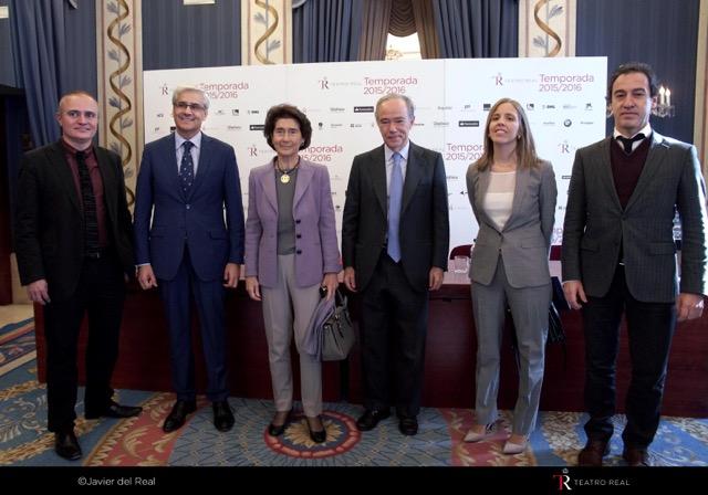 El Real y la Fundación Albéniz firman convenio de colaboración