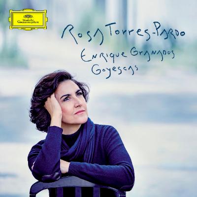 Rosa Torres-Pardo cd Goyescas