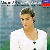 Reseña de CD: Mozart Arias. Cecilia Bartoli. Decca