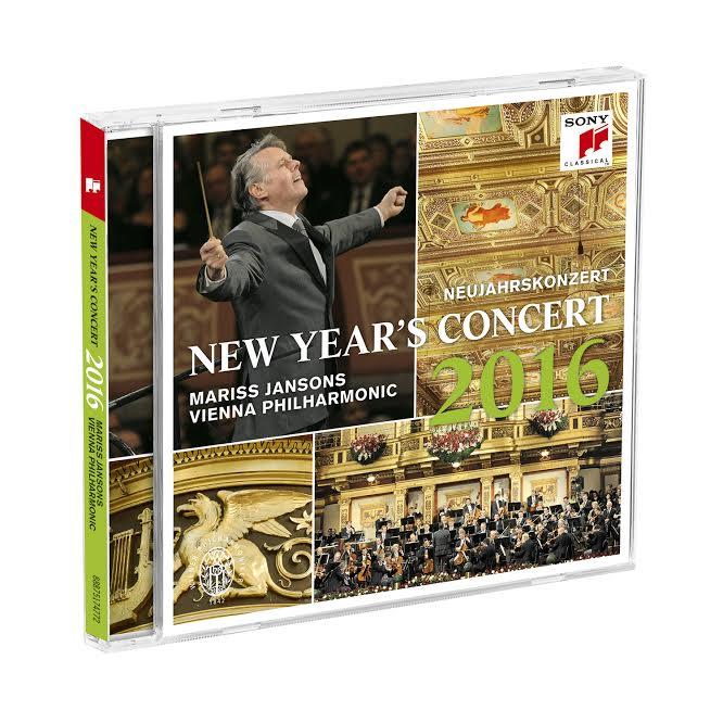 Jansons al frente del Concierto de Año Nuevo