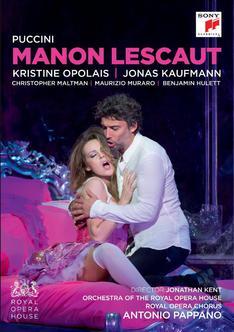 Manon Lescaut Kaufmann cd