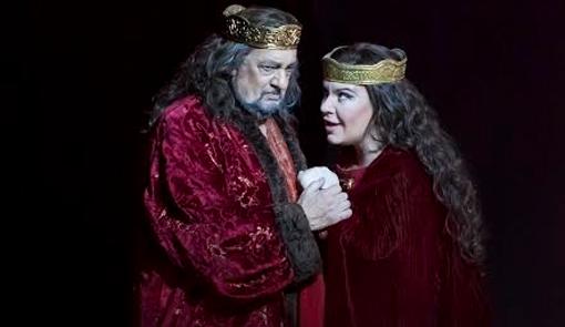 Lucia di Lammermoor (Liceu): segundo reparto