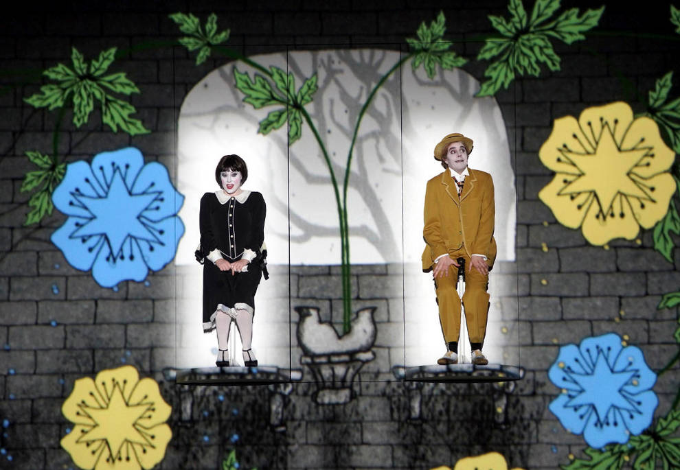 Comentarios en la prensa a La flauta mágica en el Teatro Real