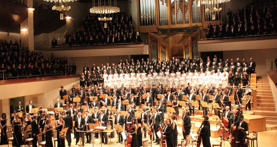 Orfeon Donostiarra Auditorio