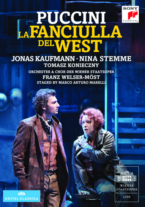 fanciulla west dvd