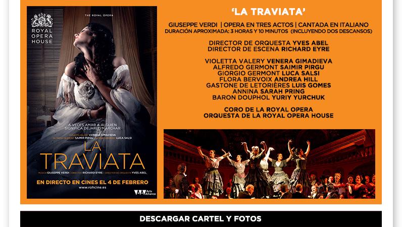 traviata cines