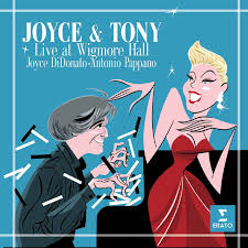 Joyce & Tony cd