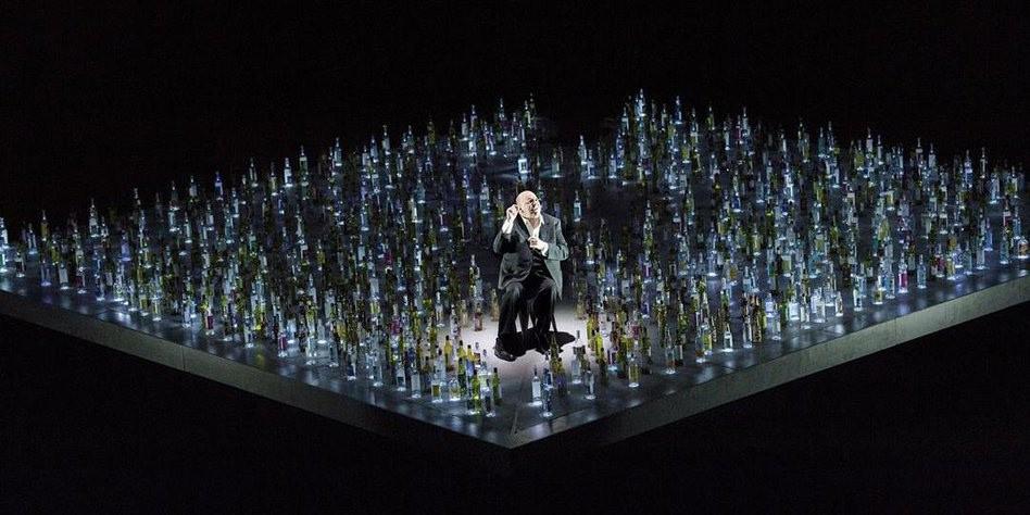LES CONTES D'HOFFMANN en Berlín: Espectáculo brillante  de una ópera casi irreconocible.