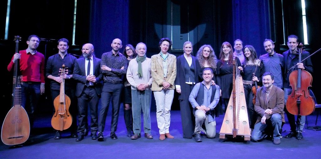 PRESENTACIÓN XXVI FESTIVAL INTERNACIONAL DE ARTE SACRO - TEATRO ABADÍA (1) (2)