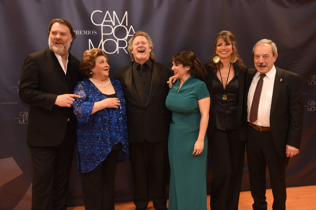 Premiados gala Oviedo