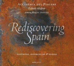 Rediscovering Spain cd