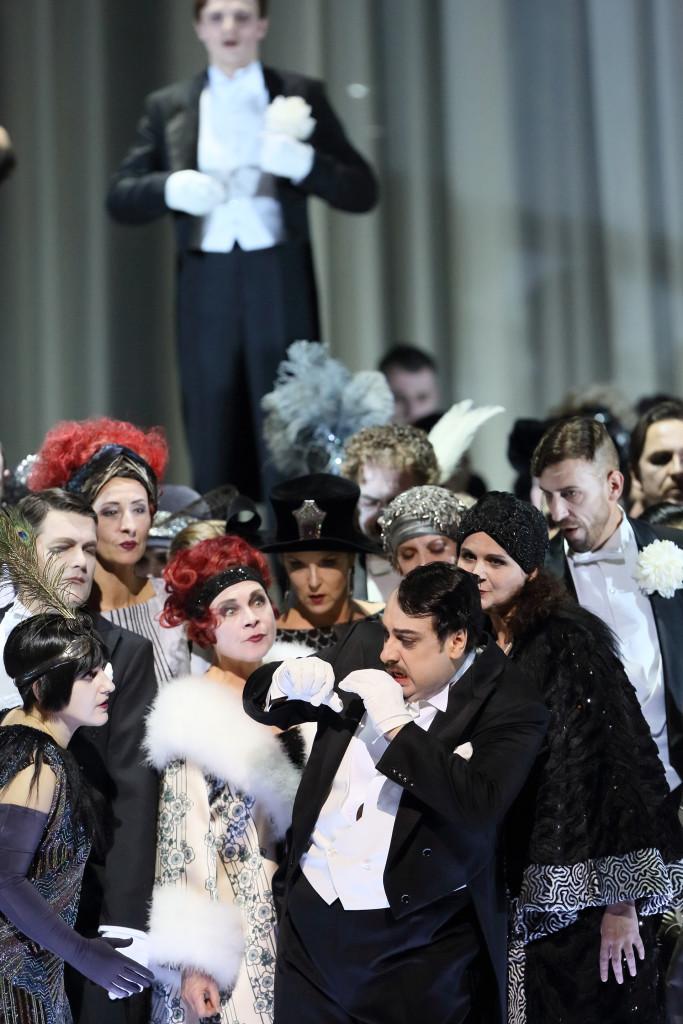 Un ballo in maschera G. Petean Chor c) W. Hösl
