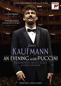 Jonas Kaufmann - An Evening With Puccini Blu-ray 2016_ Amazon.co.uk_ Brian Large_ DVD & Blu-ray