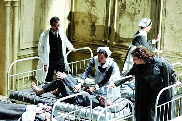Biondi y Livermore ensayan Idomeneo en Valencia