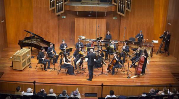 Gira de la Sinfonietta de la ESMRS
