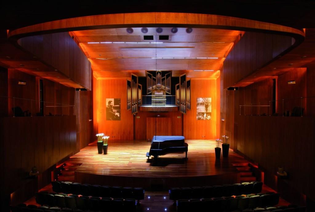 Auditorio Sony Esvuela Reina Sofia