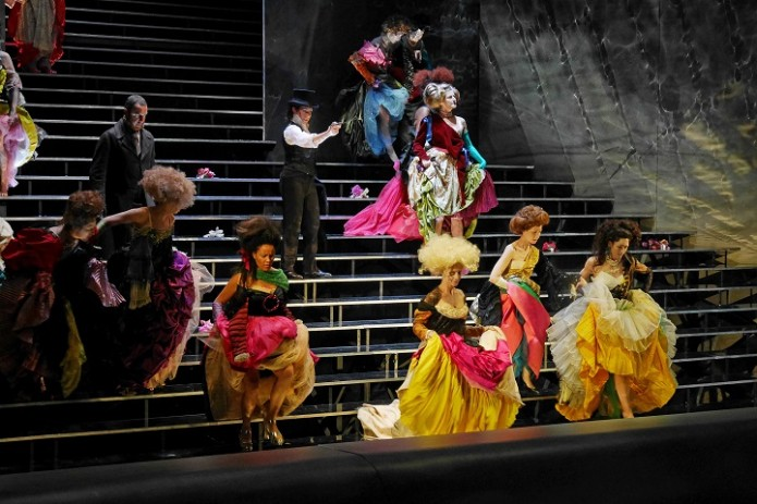 """""""I Capuleti e i Montecchi """" en directo desde el Liceo"""