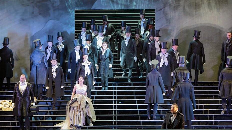 'I Capuleti e i Montecchi' llega al Liceu