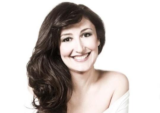 Davinia Rodríguez inaugura el festival de Spoleto